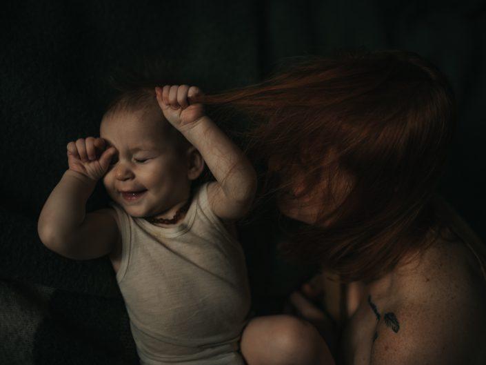 Lifestyle reportage Motherhood Uden