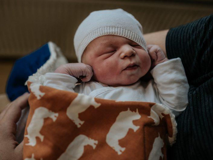 Beveiligd: Birth Story van Vik