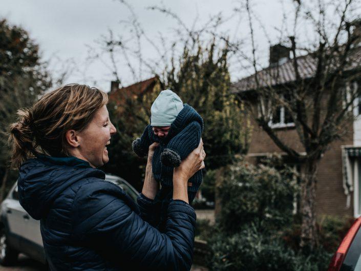 Beveiligd: Birth Story van Floris