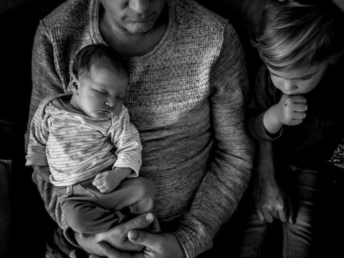Newborn Lot – Lifestyle newbornfotografie Schaijk