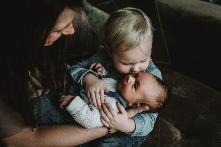 Newbornfotografie Schaijk Birth Day geboortefotografie Cindy