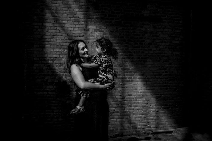 stoere zwangerschapsfotografie nijmegen Cindy Willems