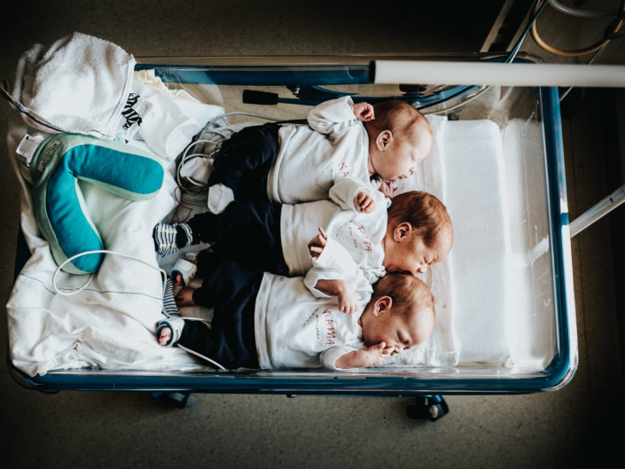 Beveiligd: Geboorte drieling Nijmegen
