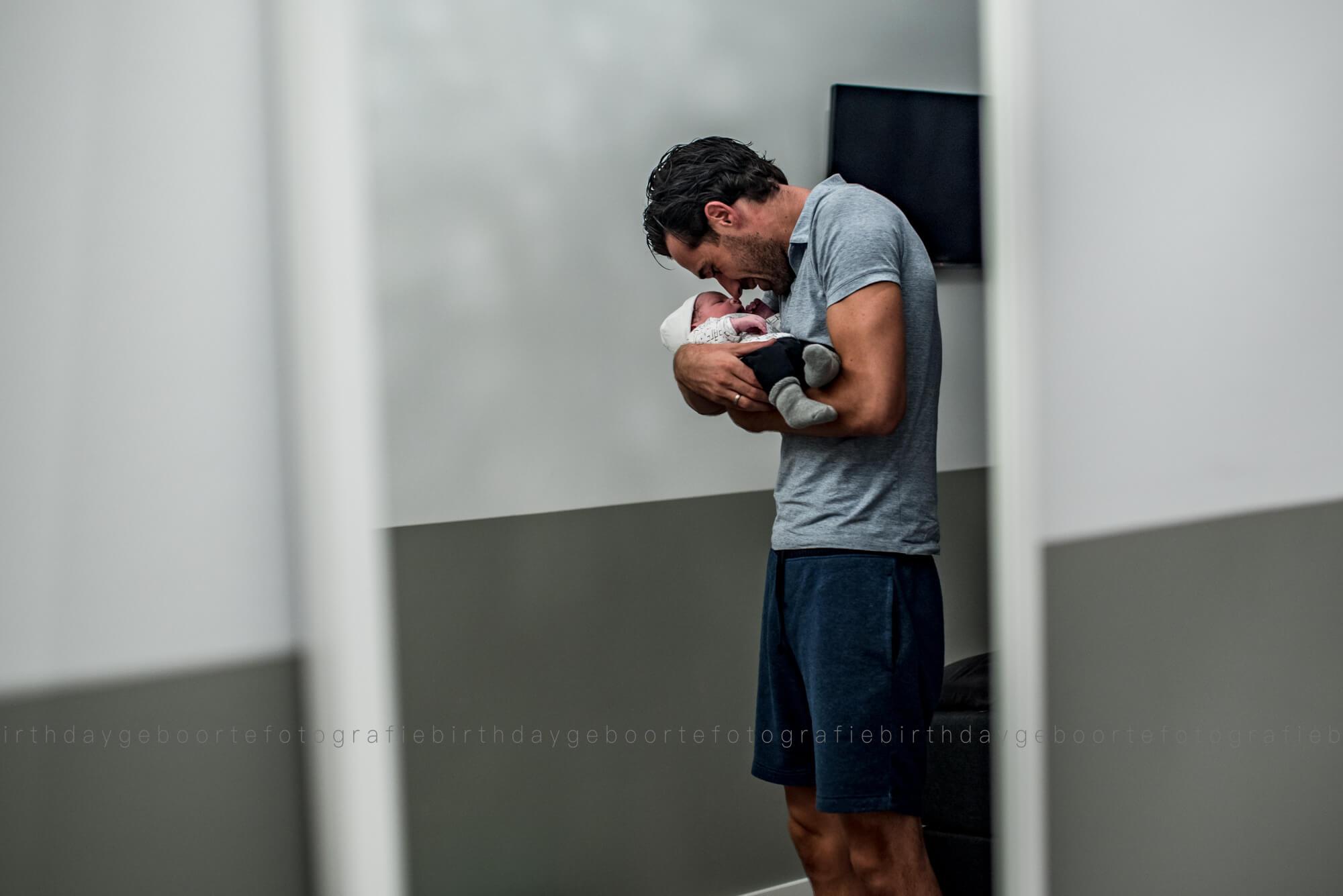 Geboortefotograaf Uden Birth Day geboortefotografie