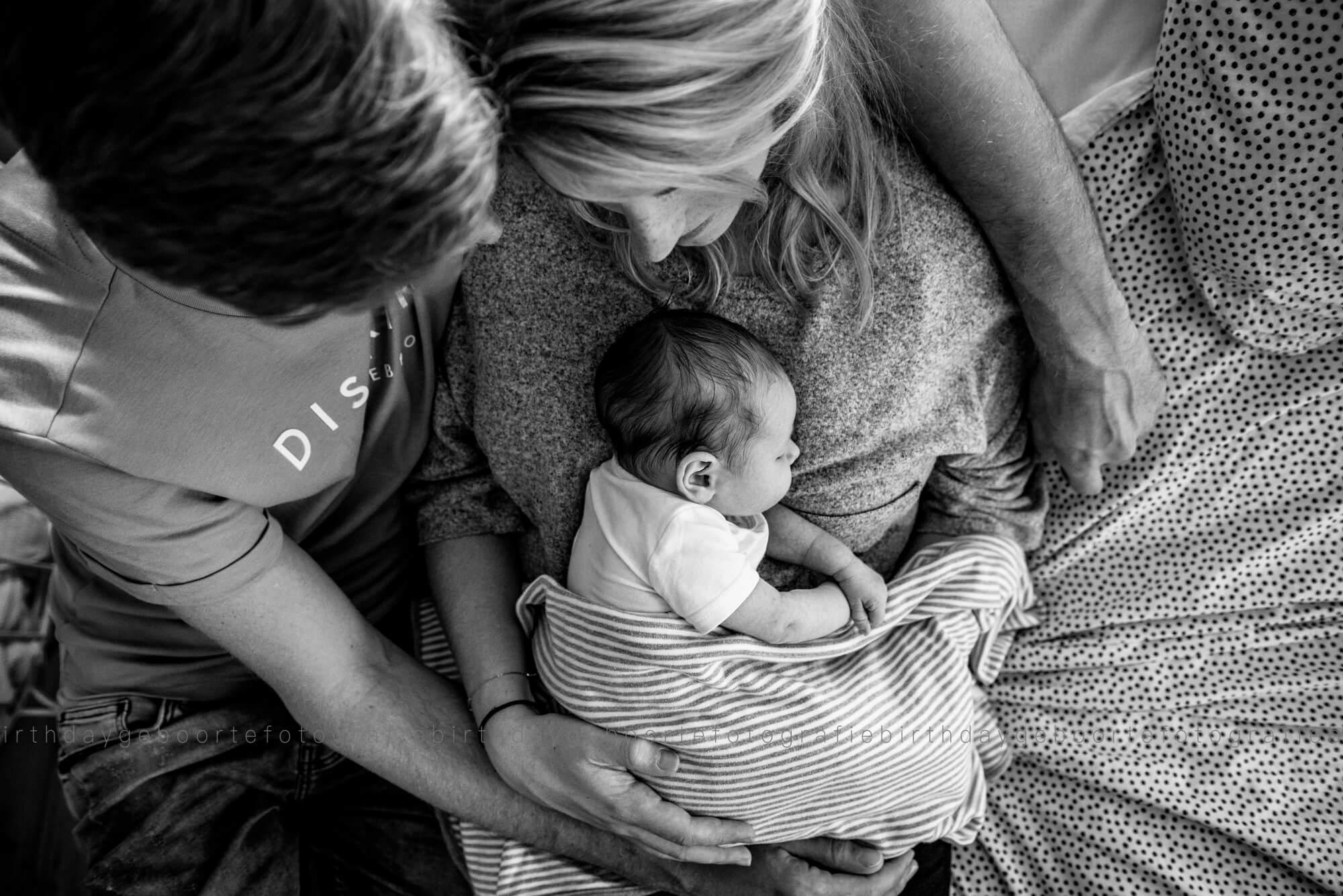 Lifestyle newbornfotografie Mill Birth Day geboortefotografie Cindy