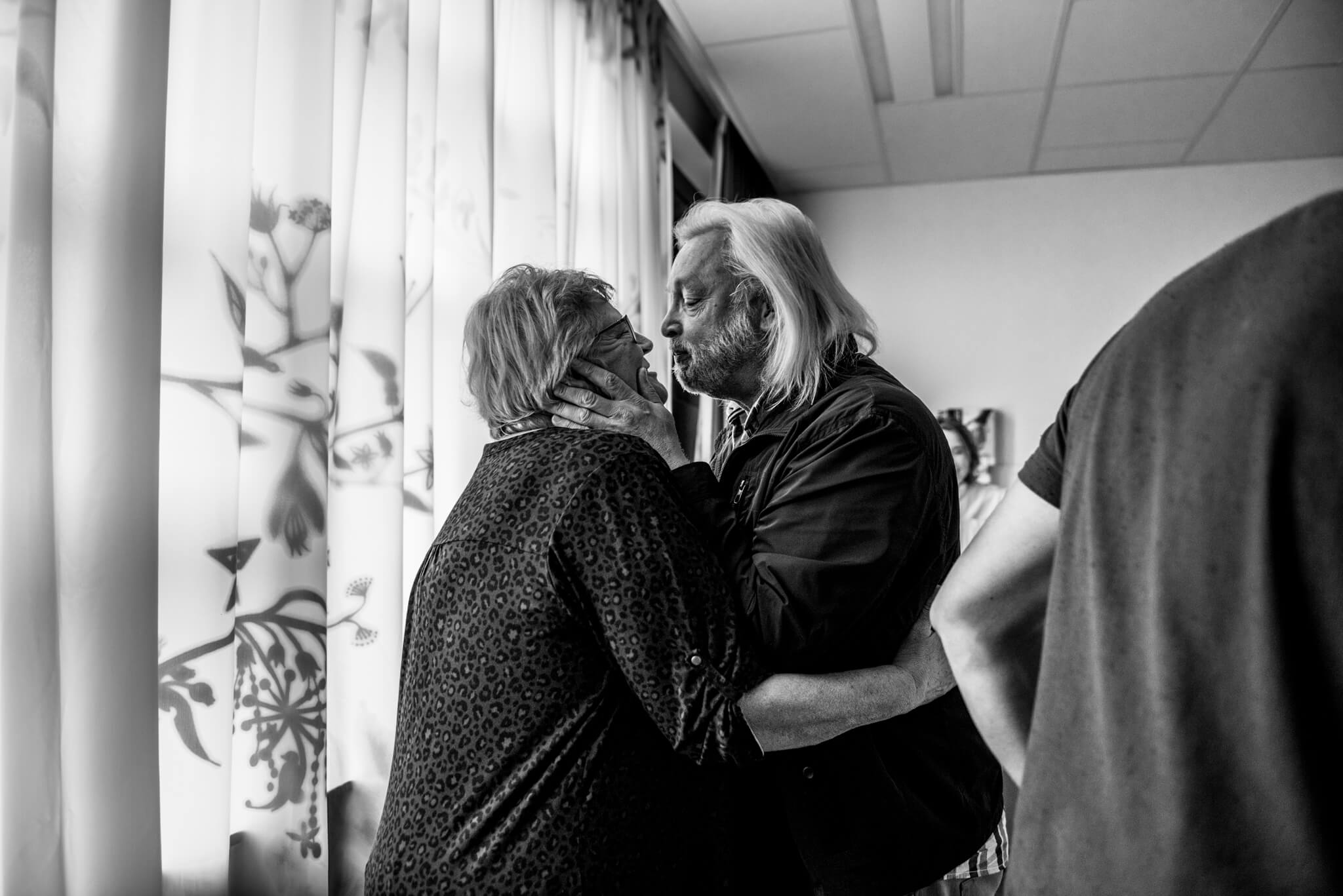 Geboortefotografie Nijmegen grootouders