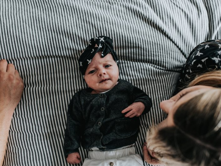 Newborn Nore – Lifestyle newbornfotografie
