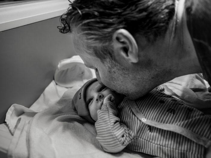 Beveiligd: Birth Story van Xavi