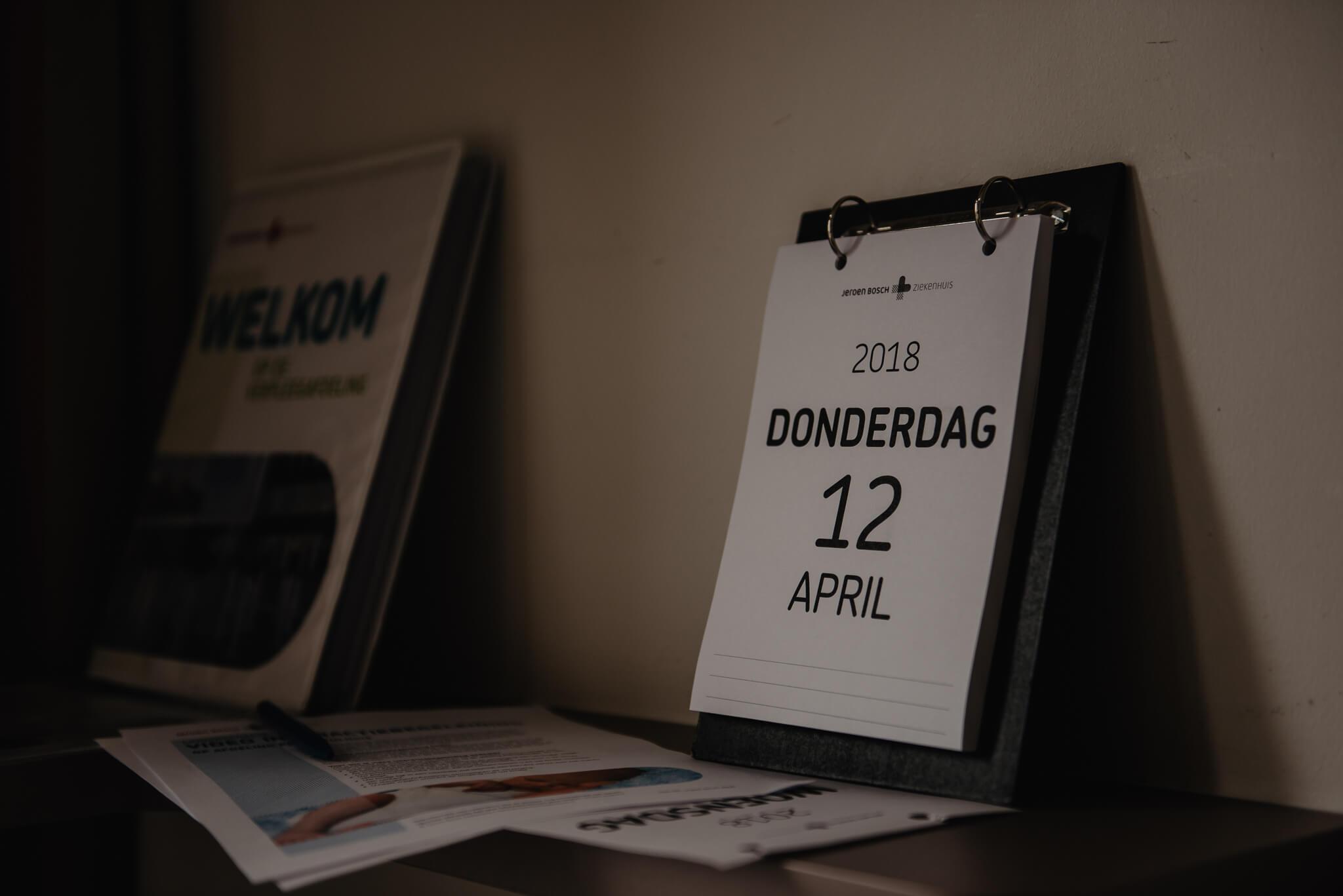 Geboortefotografie in Den Bosch ziekenhuis