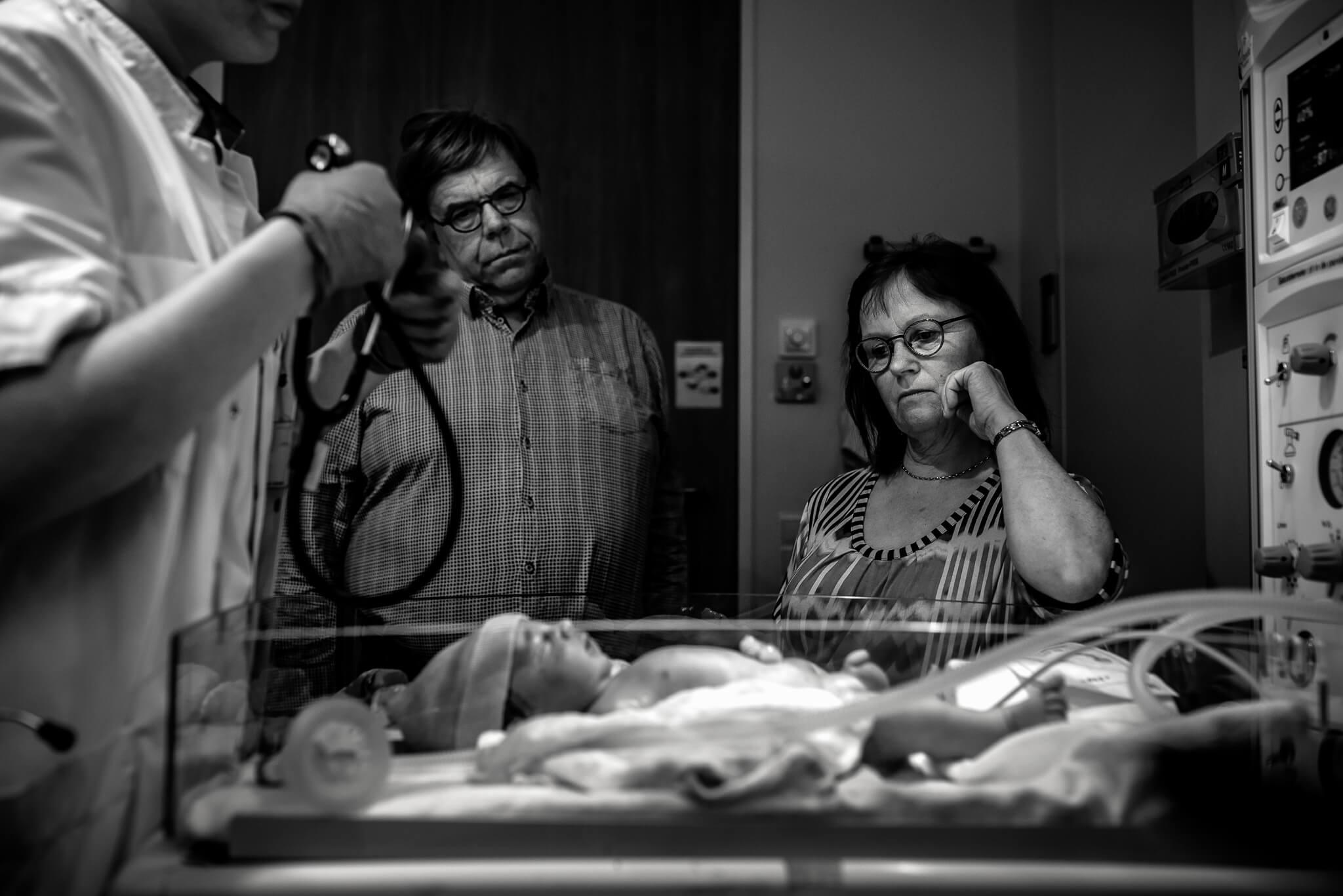 geboortefotografie Veldhoven Birth Day geboortefotografie schouderdystocie