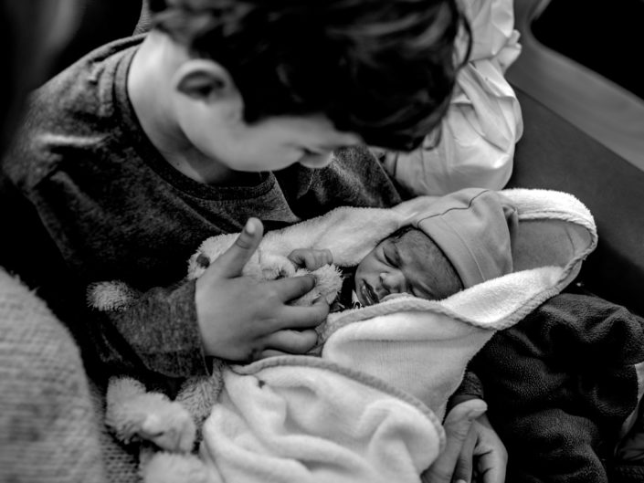 Birth Story van Benyamin