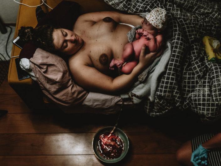 Beveiligd: Birth Story van Oby