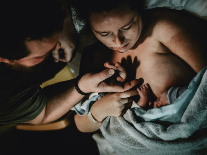 Beveiligd: Birth Story van Jayson