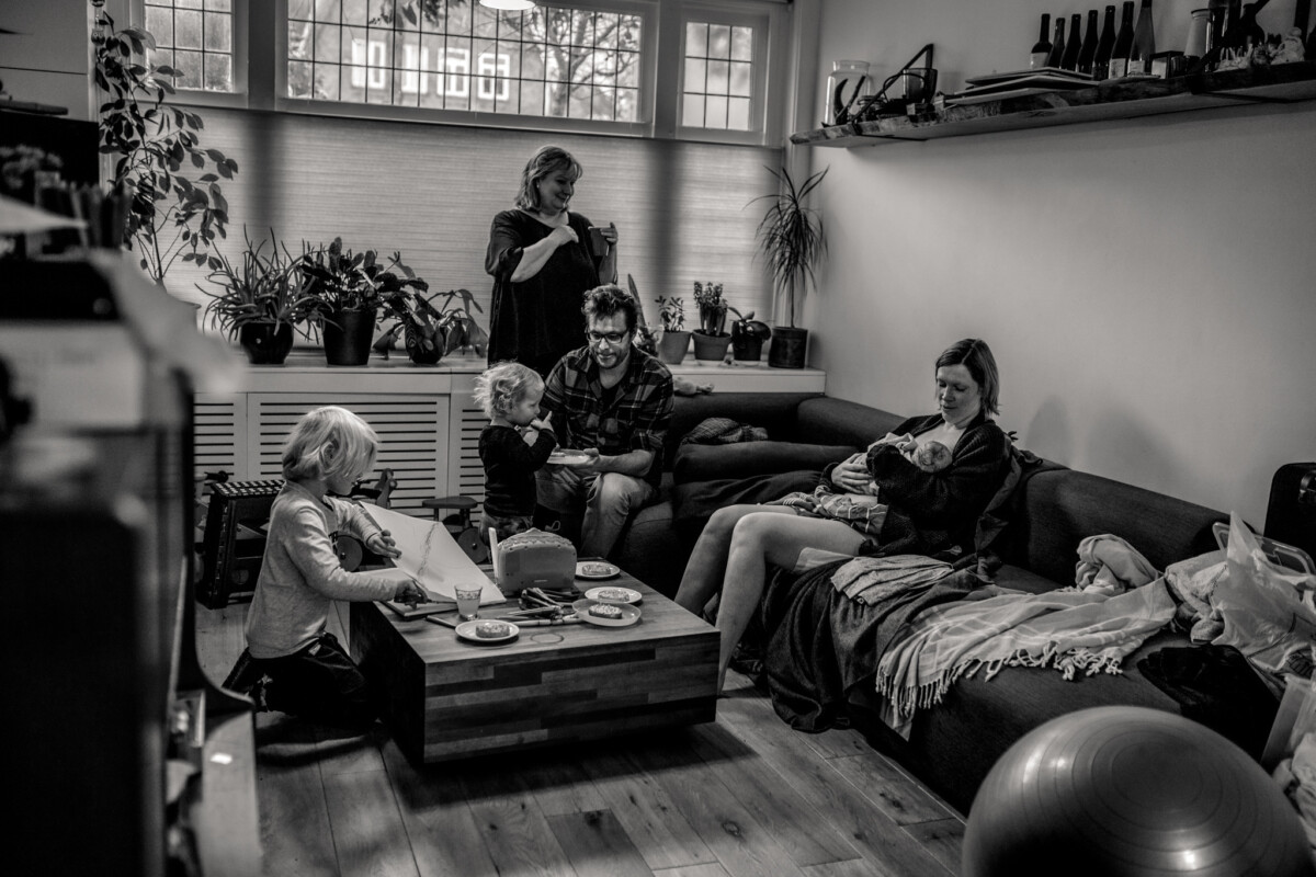 geboortefotografie thuisbevalling Eindhoven Birth Day geboortefotografie Cindy