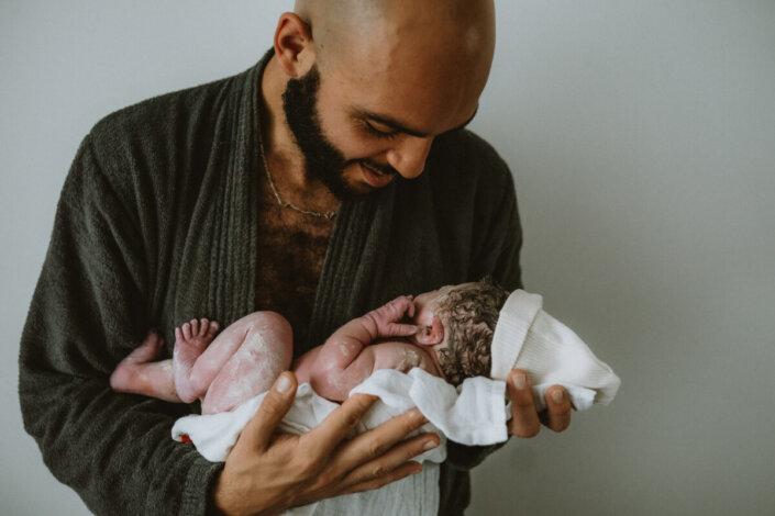 Birth Day geboortefotografie badbevalling Arnhem